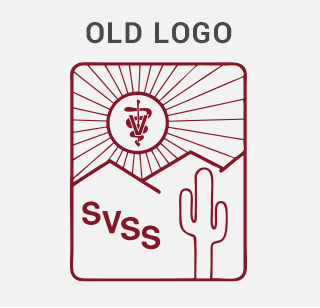 Old Logo for Southwest Veterinary Surgical Services